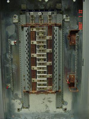 Cutler 208 3 Phase 4 Wire 100 Amp