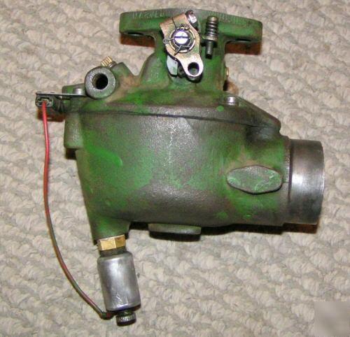 marvel schebler carburetor parts manual