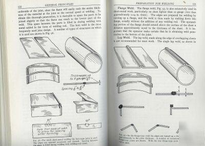 The Oxy Acetylene Handbook Welding Amp Cutting