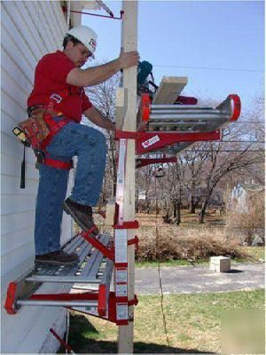 Basic Qual Craft Steel Pump Jack System For Siding