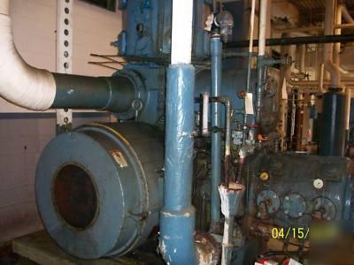 Ingersoll Rand Xle Air Compressor 250 Hp 1600cfm
