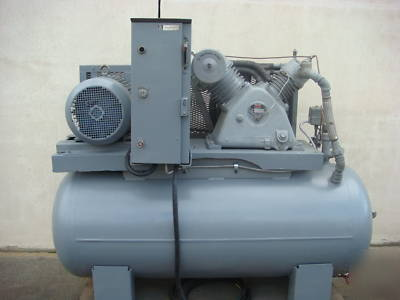 Worthington Type C Industrial Two Stage Air Compressor