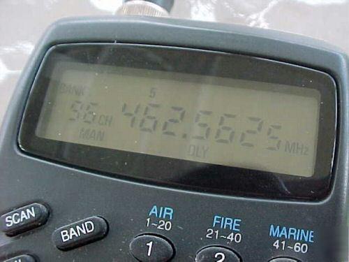 pro-51 radio shack scanner