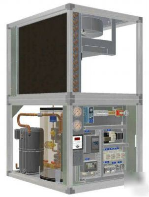 3 Ton Chiller Process Air Cooled Chiller 5 7 10 12 15