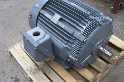 Westinghouse 150 Hp Electric Motor Tefc 445t Frame