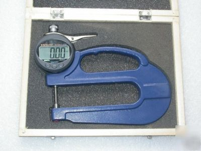 New â—¥ â—¤digital thickness gage(0-10MM) l=110MM