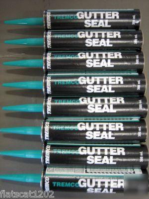 8 Tubes Gutter Seal Flexible Caulking Rain Gutter