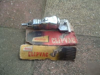 Wolseley clipvac clipping head (for stationary engine?)
