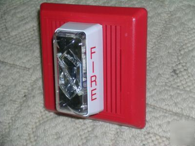 Edwards Est 765 7a 006 Speaker Strobe Fire Alarm