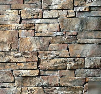 Owens Corning Stone Eucalyptus Country Ledgestone